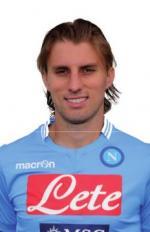 Henrique con la maglia del Napoli