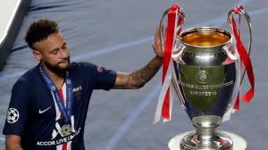 La delusione di Neymar (Fonte: eurosport.it)