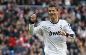 Real Madrid con Bwin sponsor (Fonte: realmadrid.com)