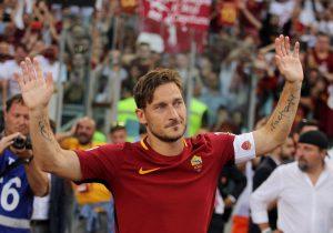 Francesco Totti (fonte: calcioefinanza.it)
