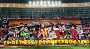 Tifoseria dello Sporting Gijon (Fonte: ultras-tifo.net)