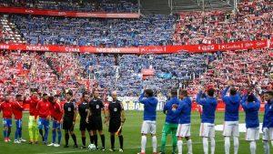 Real Oviedo vs Sporting Gijon
