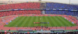 L'Azadi tutto esaurito per il derby (Fonte: paroladeltifoso.it)