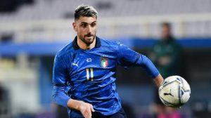 Grifo con la maglia della Nazionale (Fonte: tuttomercatoweb)