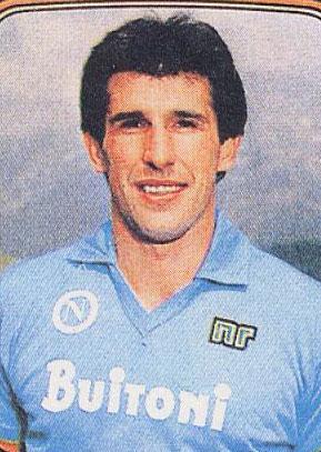Salvatore Bagni - Carriera - stagioni, presenze, goal ...