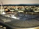 Juve, inaugurato lo stadio del futuro