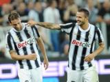 La Juve aggancia la vetta, cade l'Udinese
