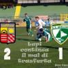 I Divisione: Lumezzane-Avellino 2-1, solito copione per i lupi da trasferta