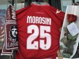 Serie B, tutti in campo con il 25 in ricordo del Moro