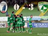 Pisa-Avellino 0-3,  i lupi espugnano l'Arena Garibaldi e vanno in fuga. Le pagelle!