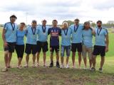 Del Piero e gli Azzurri del deltaplano: incontro tra campioni a Sydney