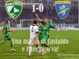 AVELLINO-FROSINONE 1-0, una magia di Castaldo piega i ciociari!