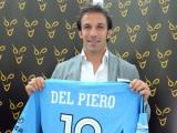 """Del Piero: """"La mia scelta, la nostra scelta!"""""""