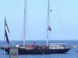 SORRENTO – NOCERINA. Tifosi molossi in trasferta stile 'Pirati dei Caraibi'