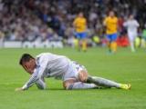 Cristiano Ronaldo e l'incubo…piscina