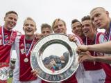 OLANDA: 33º titolo per l'Ajax!