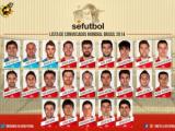 Mondiali 2014: i 23 convocati della Spagna