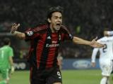 Il Milan a Pippo Inzaghi, l'amante del gol
