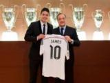 Real Madrid: già recuperata la metà del costo di James Rodriguez!