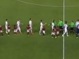 VIDEO: Keita non dà la mano a Pepe e gli tira una borraccia