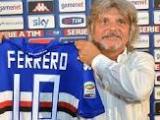 Sampdoria: il presidente Ferrero scrive ai tifosi blucerchiati
