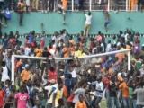 VIDEO e FOTO: melina scandalo e incidenti in Costa d'Avorio-Camerun