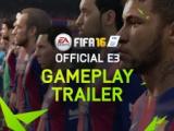 Presentato il nuovo FIFA16