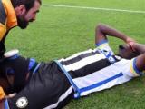 Tegola Udinese: Zapata out 3 mesi