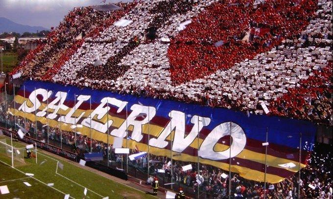 Tifoseria Salerno Calcio