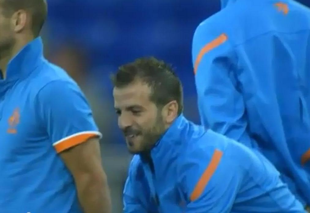 Van der vaart Sneijder