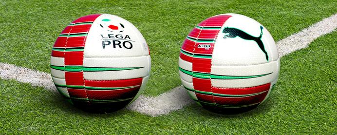 Lega Pro, il pallone ufficiale (foto dalla rete)