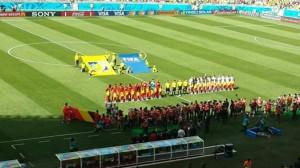 Belgio ed Algeria ai nastri di partenza al mondiale brasiliano (foto dalla rete)