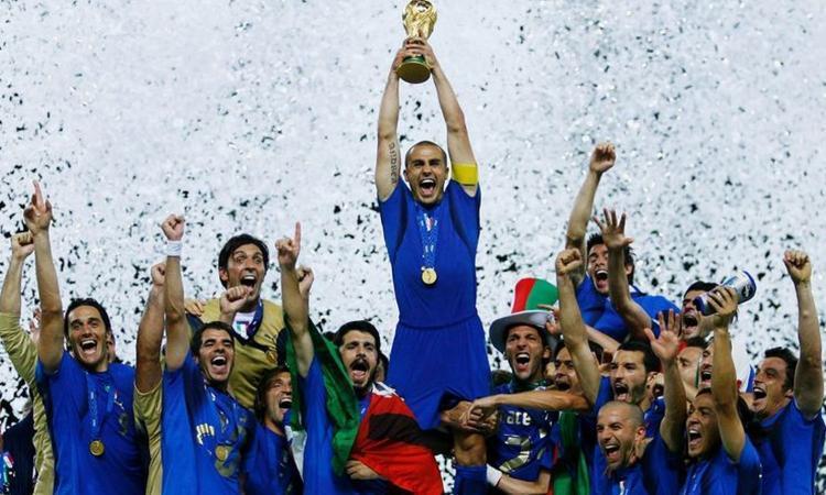 Italia campione del mondo 2006