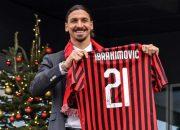 Zlatan Ibrahimovic al Milan (FONTE: Ansa)