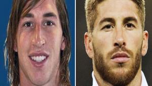 Ramos prima e dopo
