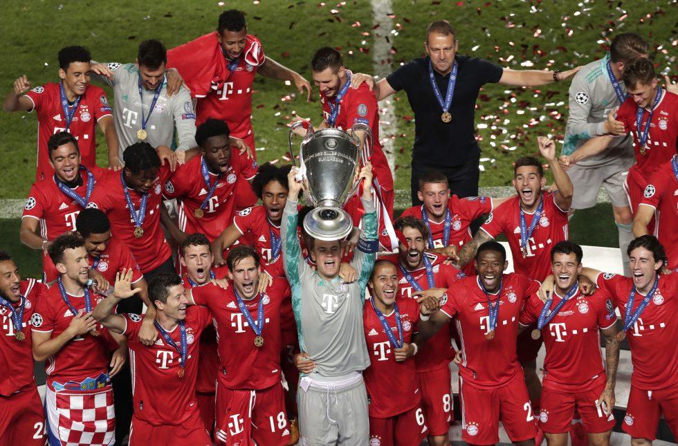 Bayern Monaco campione d'Europa